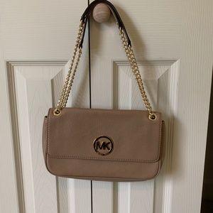Excellent Condition! Tan Michael Kors Shoulder Bag
